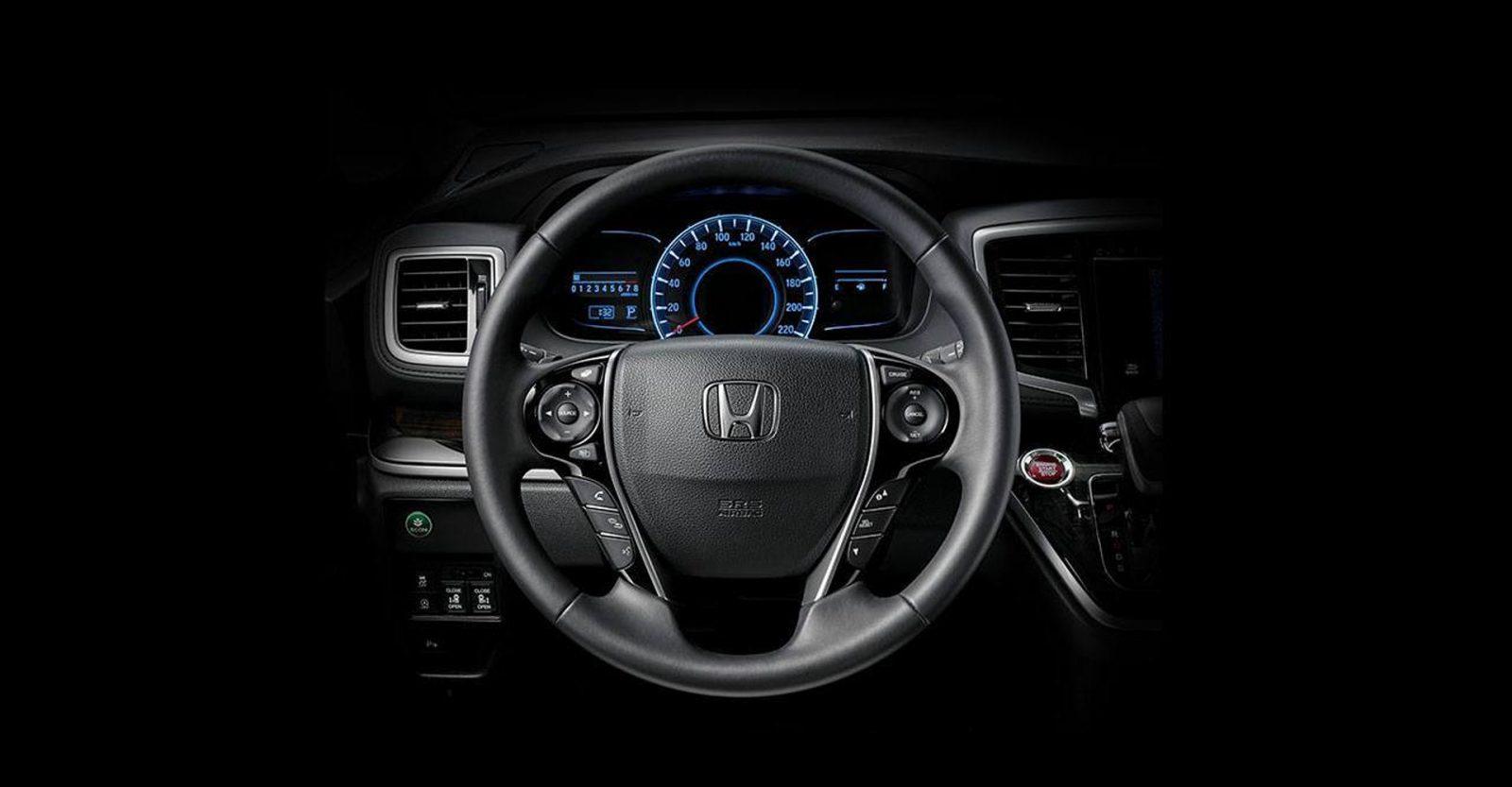 Honda odysey