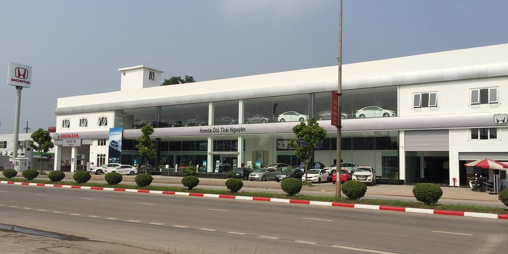 Honda Oto Thai Nguyen