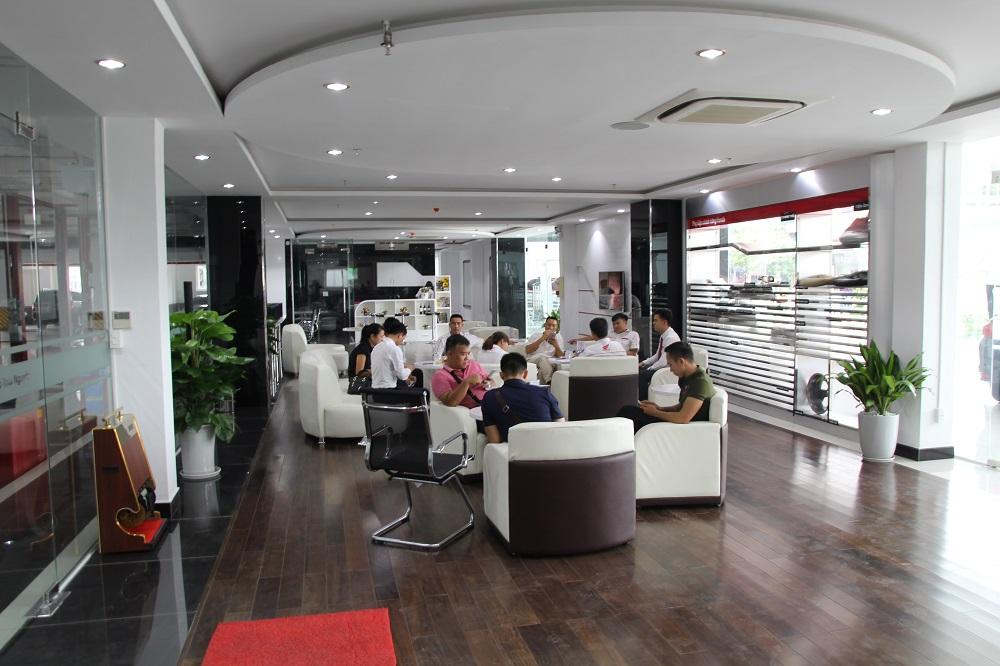 Phòng chờ Khách hàng - Honda Ôtô Thái Nguyên