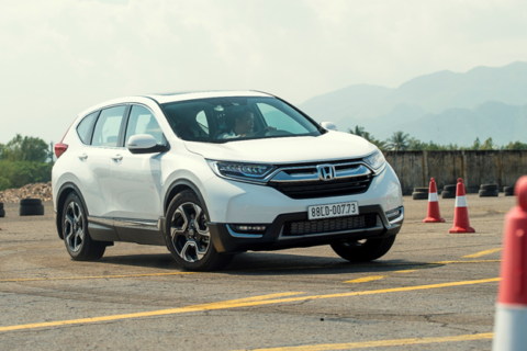 CR-V ALL NEW 2018