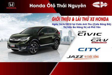 backdrop lái thử Phổ Yên
